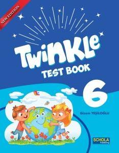 Schola 6. Sınıf Twinkle Test Book