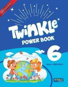 Schola 6. Sınıf Twinkle Power Book
