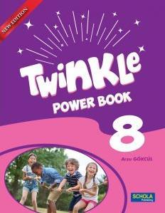 Schola 8. Sınıf Twinkle Power Book