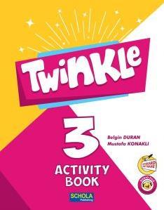 Schola 3. Sınıf Twinkle Activity Book