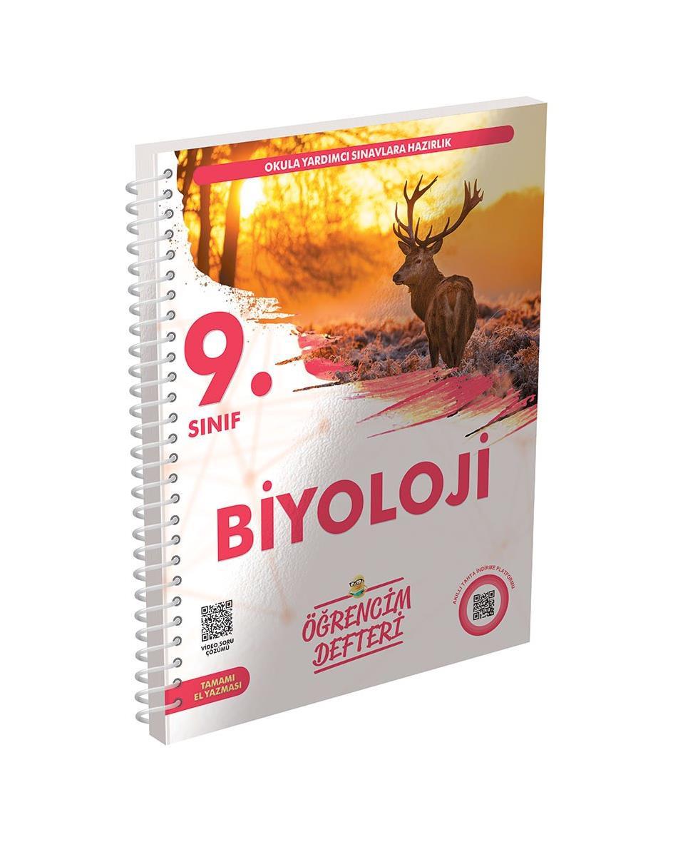 9.Sınıf Biyoloji Öğrencim Defteri Murat Yayınları