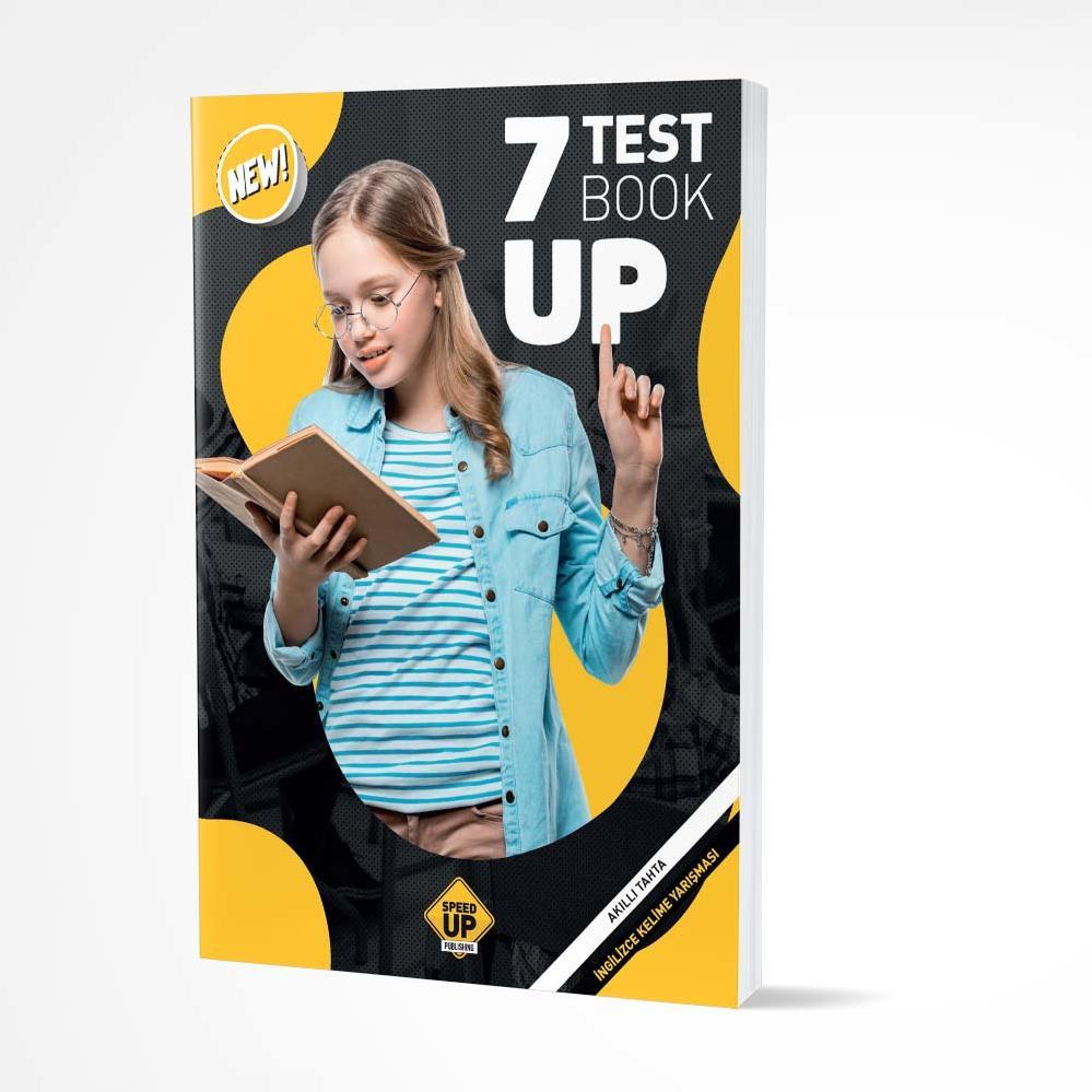 7. Sınıf Test Book Up Speed Up Publishing