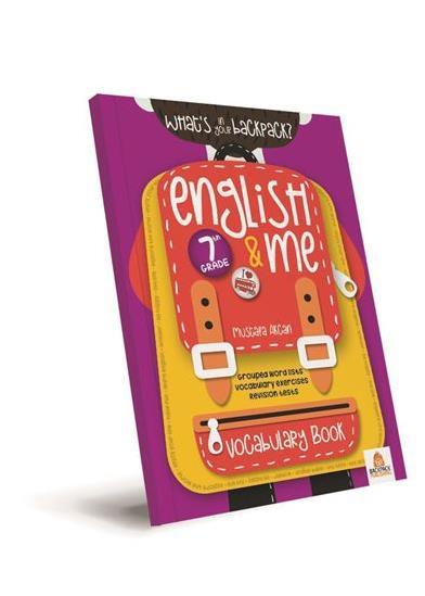 7. Sınıf English & Me Vocabulary Çanta Yayınları